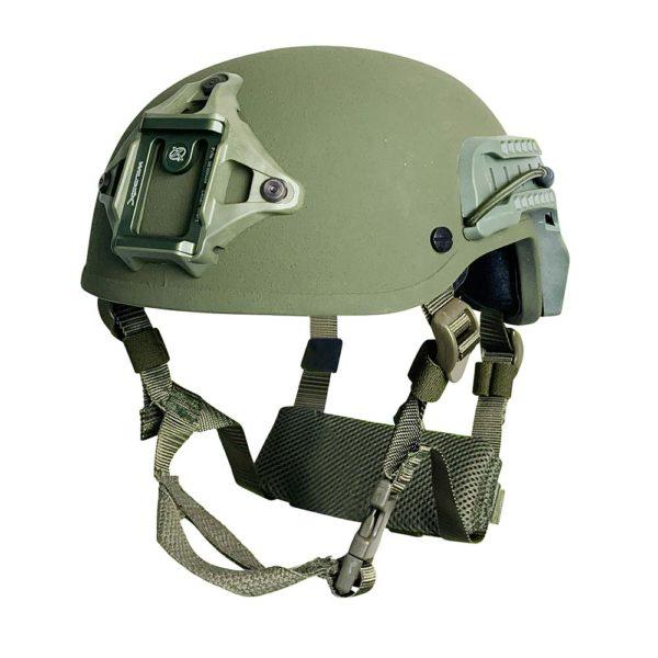 AS200 High Cut Helmet OD Green