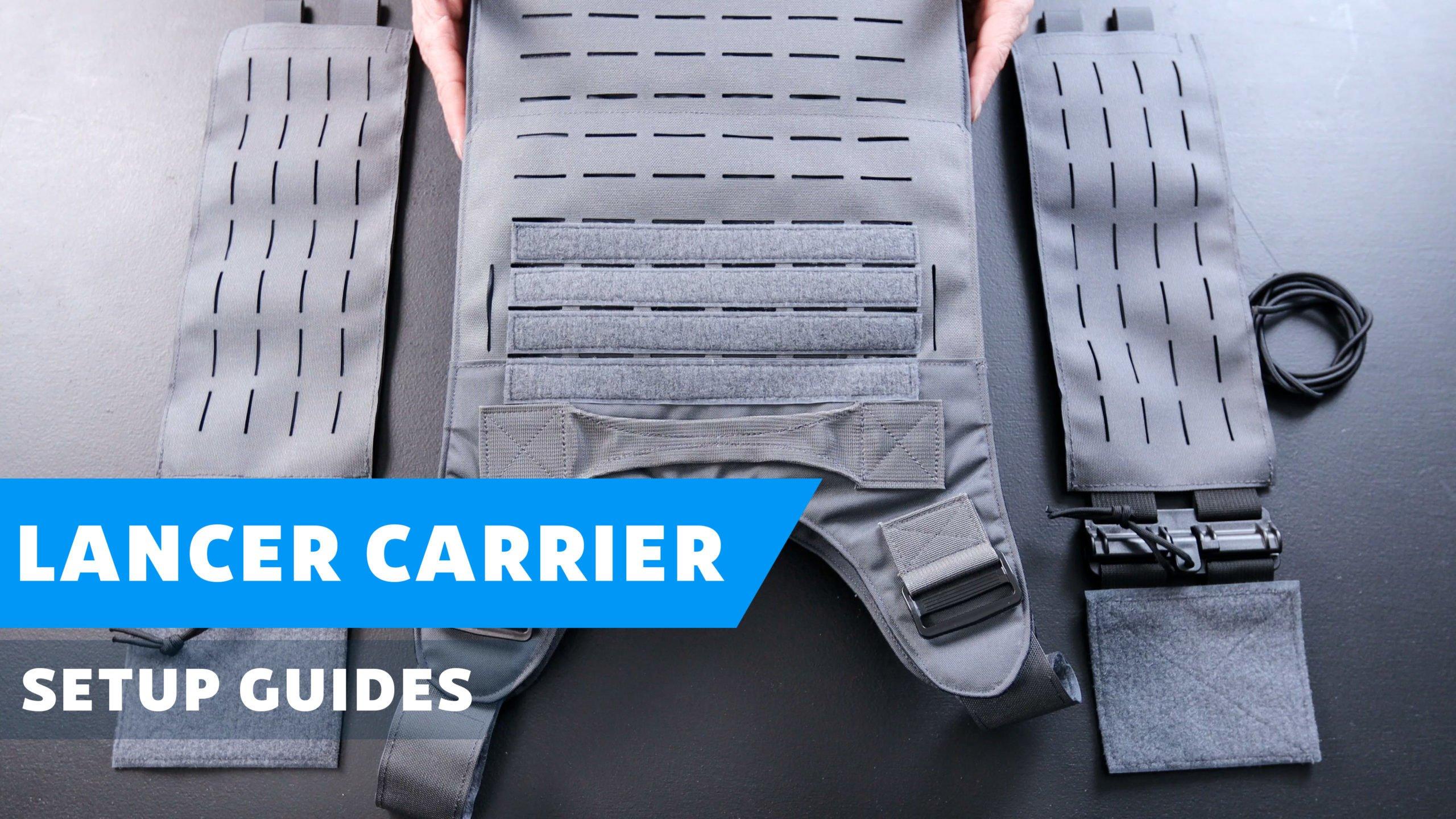 Lancer Carrier Setup Guide