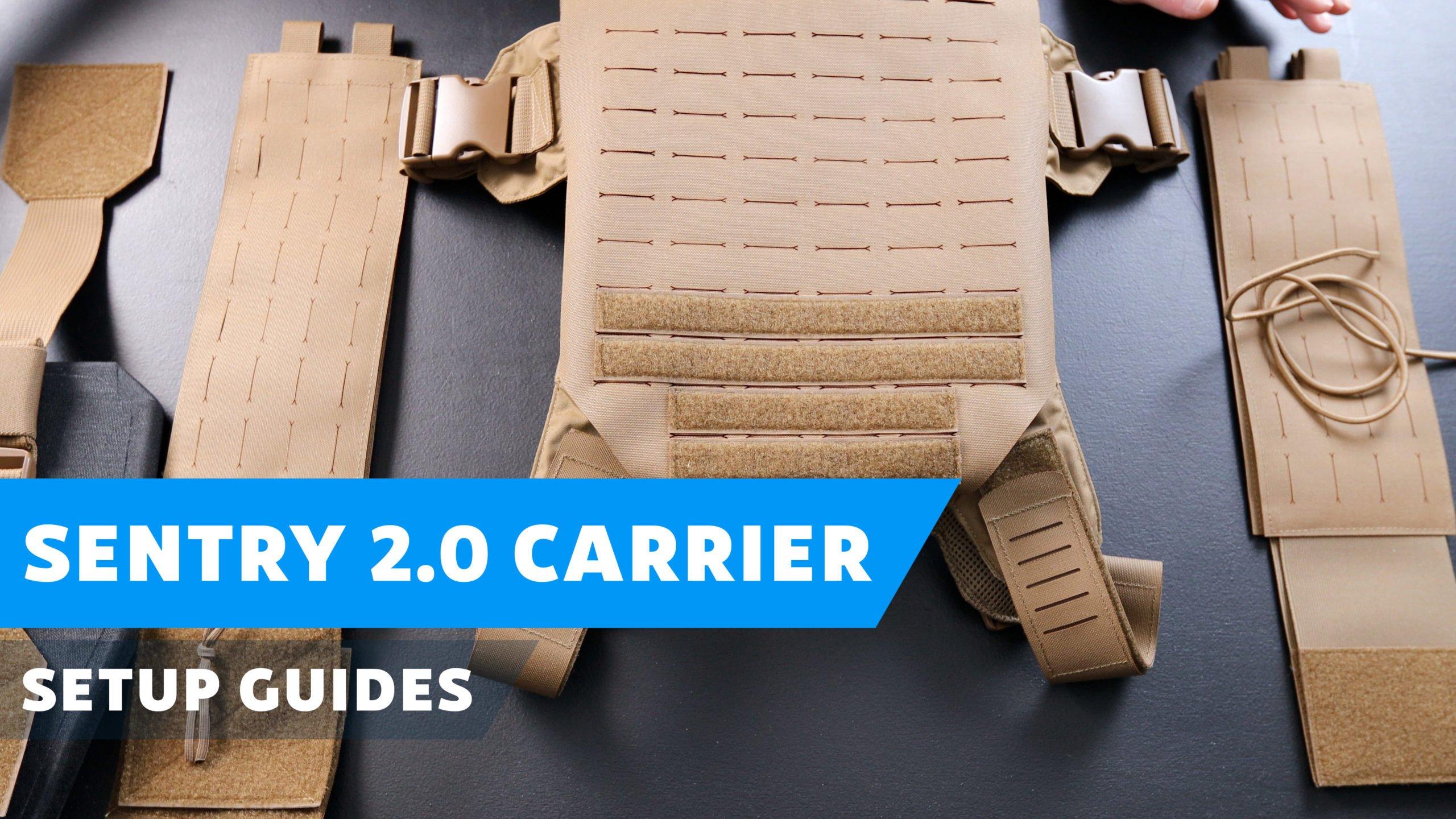 Sentry 2.0 Laser Carrier Setup Guide
