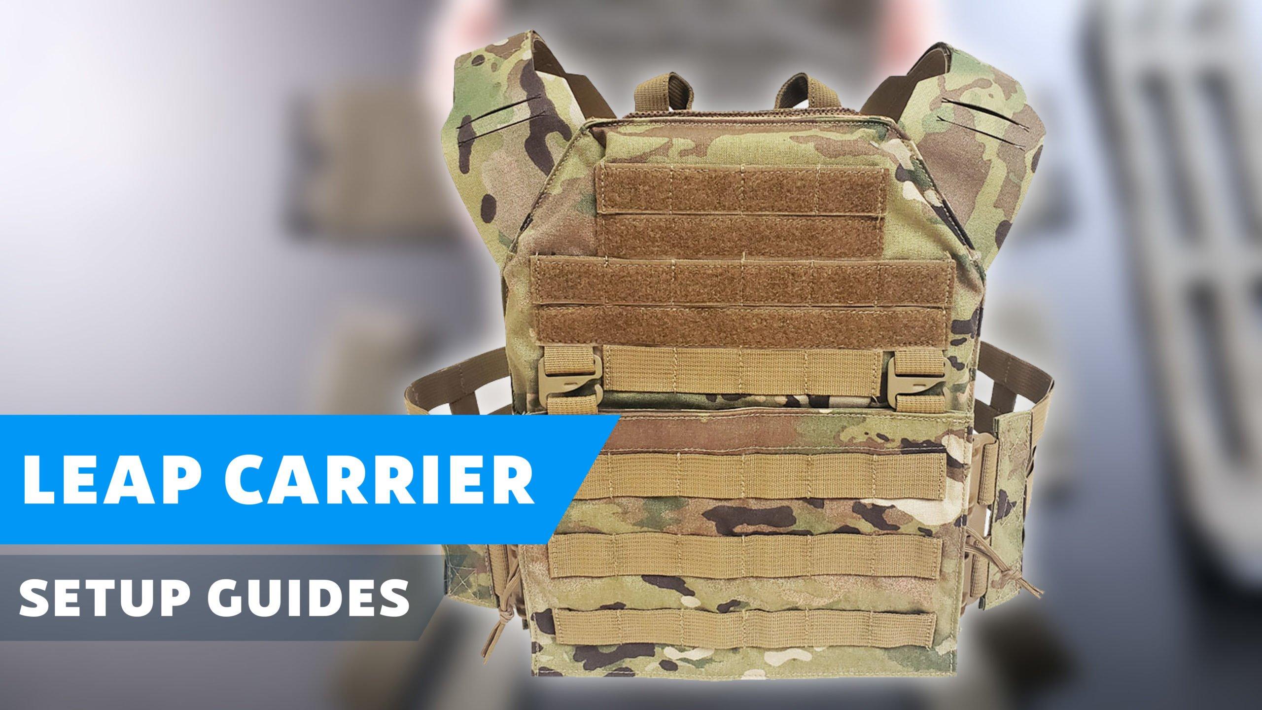 LEAP MOLLE Carrier Setup Guide