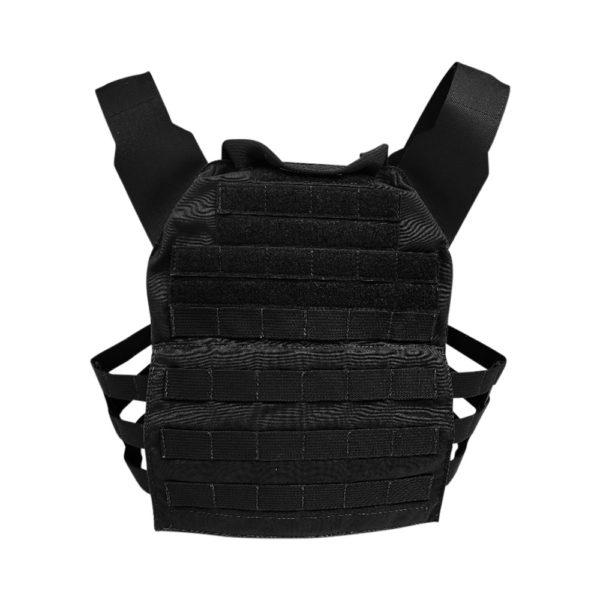 LEAP MOLLE Carrier Black Back