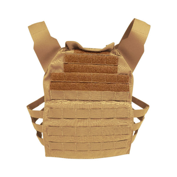 LEAP MOLLE Carrier Coyote Back