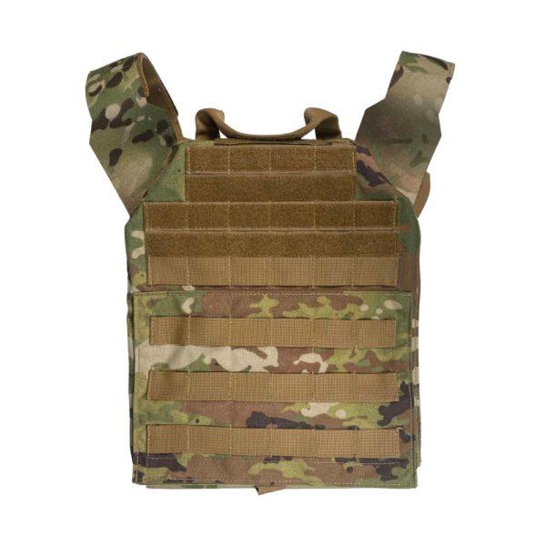 Leap MOLLE Back Plate Bag Multicam