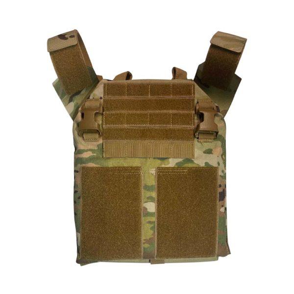 Leap MOLLE Front Plate Bag Multicam