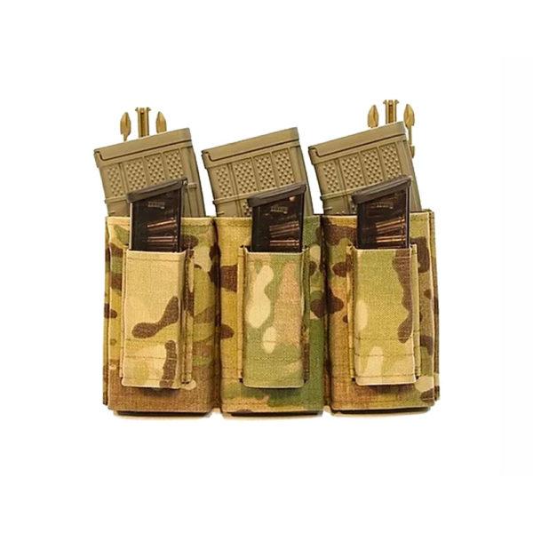 Esstac 5.56 3+3 Triple Daeodon Front Panel