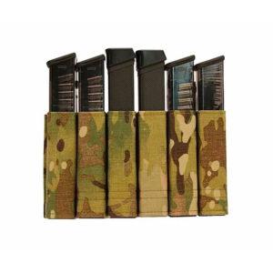 Esstac Subgun 6pack Glock/Colt Daeodon Front Panel